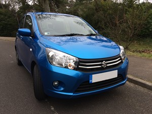 New Suzuki Celerio review