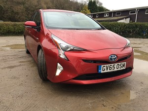New Toyota Prius review
