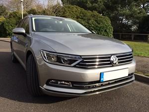 New Volkswagen Passat review