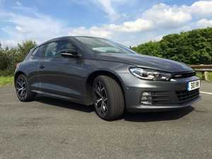 New Volkswagen  Scirocco review