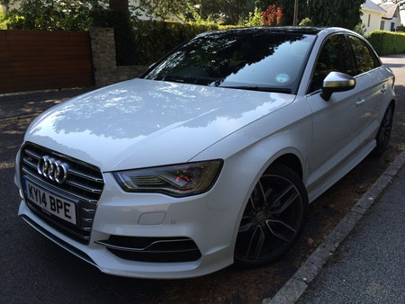 New Audi S3 review