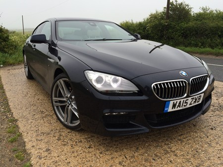 New BMW 6 Series review