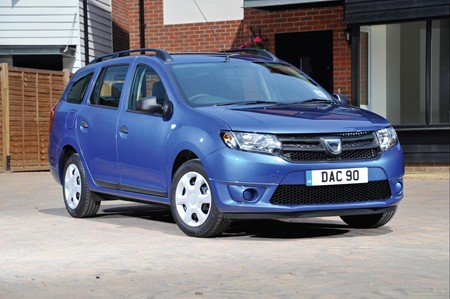 New Dacia Logan MCV review