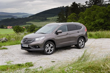 New Honda CRV review