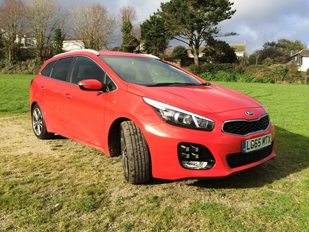 New Kia ceed review