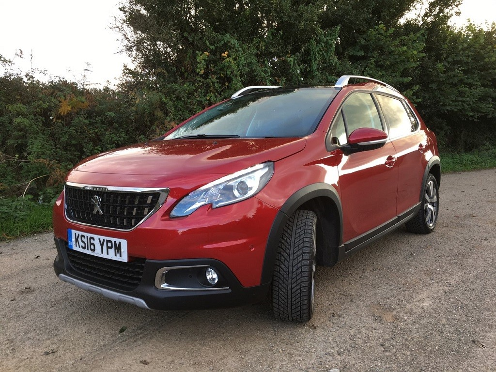 New Peugeot  2008 review