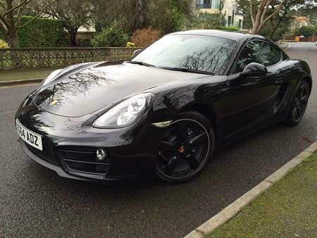 New Porsche Cayman review