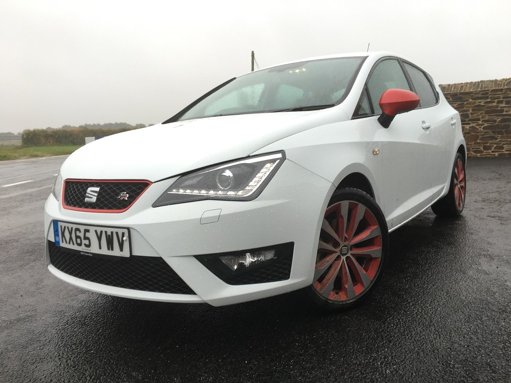 New SEAT Ibiza review