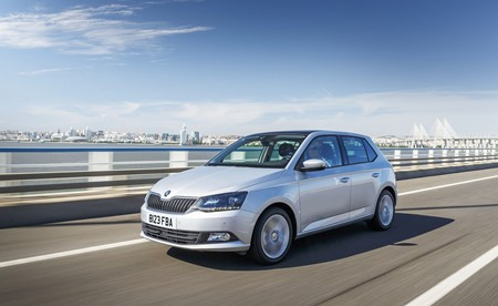 New Skoda Fabia review
