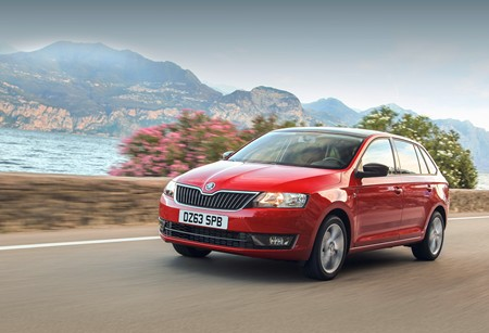 New Skoda Rapid Spaceback review