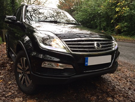 New Ssangyong Rexton review