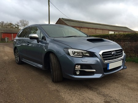 New Subaru Levorg review