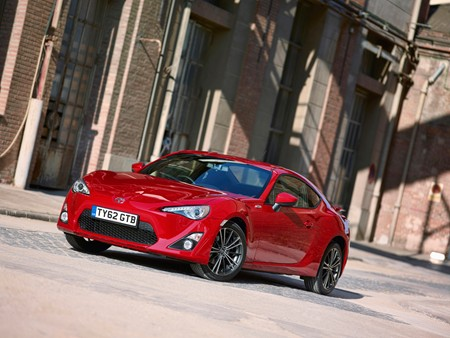 New Toyota GT86D review