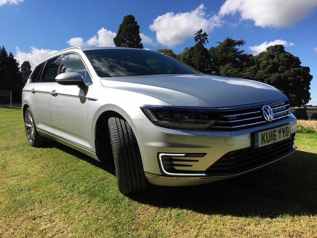 New VW Passat review