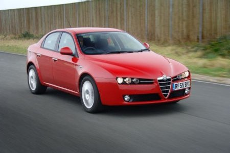 New Alfa Romeo 159 review
