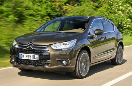 New Citroen DS4 review