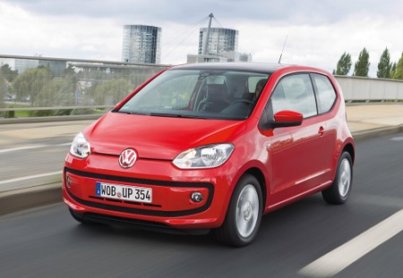 New Volkswagen Up! review