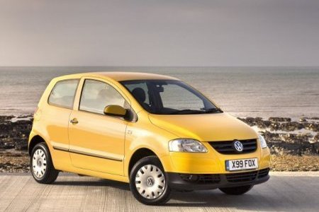 New Volkswagen Fox review